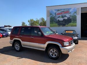 HOLDEN JACKAROO 4X4 7 SEATER Durack Palmerston Area Preview
