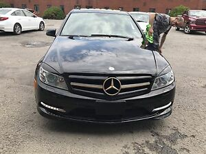 Mercedes c300 2011 4matic