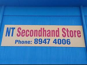 Nt secondhand store opening hours