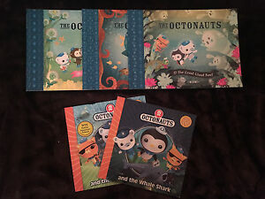 OCTONAUTS PAPERBACKS INDIVIDUALLY PRICED Mount Hawthorn Vincent Area Preview