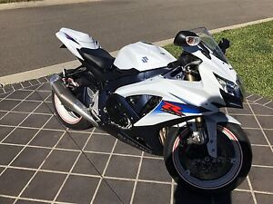Suzuki GSX-R 600 Camden Camden Area Preview