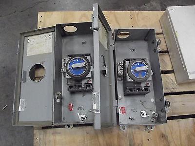 Ge Enclosed Circuit Breaker With Enclosure 100 Amp Breaker