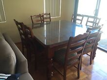 ENDEAVOUR 8 SEATER DINING TABLE Nollamara Stirling Area Preview