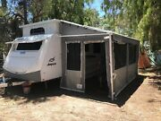 2012 Stirling Jayco Poptop Caravan Boronia Knox Area Preview