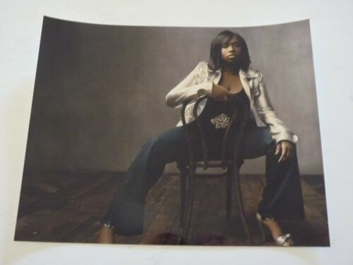 Jennifer Hudson Sexy Singer Actress 8x10 Color Promo Photo