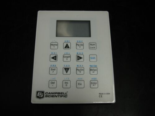 CAMPBELL SCIENTIFIC CD100 MOUNTABLE DISPLAY WITH KEYPAD DATA LOGGER