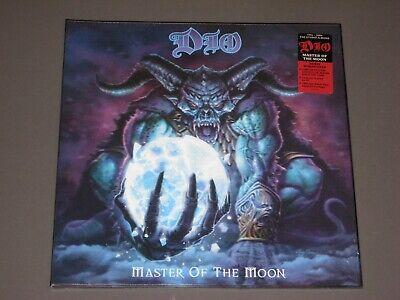 DIO Master of the Moon 2019 Remaster w/Lenticular Art 180g LP New Sealed Vinyl