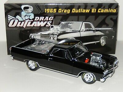"1:18 Scale GMP/Acme ""Drag Outlaws"" 65 Drag El Camino, Item No. 1805409, 1 Of 564"