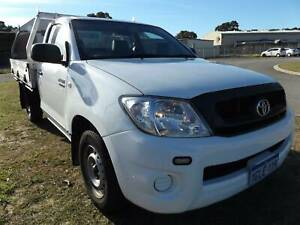 2009 TOYOTA HILUX WORKMATE  (MANUAL) $6990 *FREE 1 YEAR WARRANTY* Maddington Gosnells Area Preview