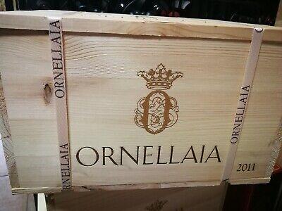 Cassa Ornellaia 2011