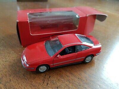Scheinwerfer Klarglas Angel Eyes Opel Calibra Bj 90-97 Schwarz
