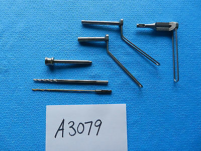 Acumed Arthroscopic Ministandard Cannulated Drill Cannula Assembly Set