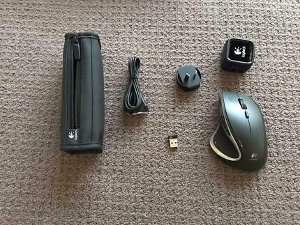 Logitech Performance MX Wireless Laser Mouse