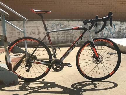 Scott Addict CX 20 - RRP $3999