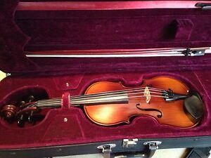 Violin 1/2 size Paesold Schroetter Burnside Burnside Area Preview