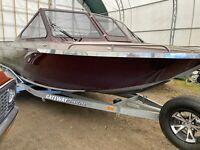"""BRATT Jet Boat , 20"""" Timberwolf"""