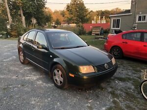2002 volkswagon jetta 5speed