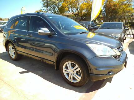 2010 Honda CR-V Wagon LUXURY AUTO $13990