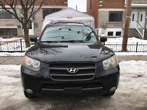 2007 Hyundai Santa fée AWD
