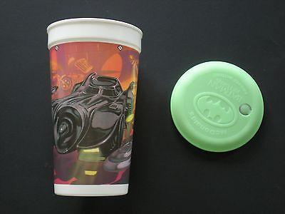 MiINT CONDITION! Batman Returns Bat Mobile McDonald's Cup