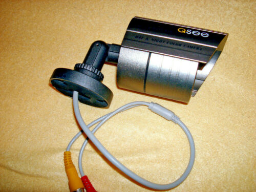Q-See QSM5265c Premium Security Color Camera w/ IR Lights