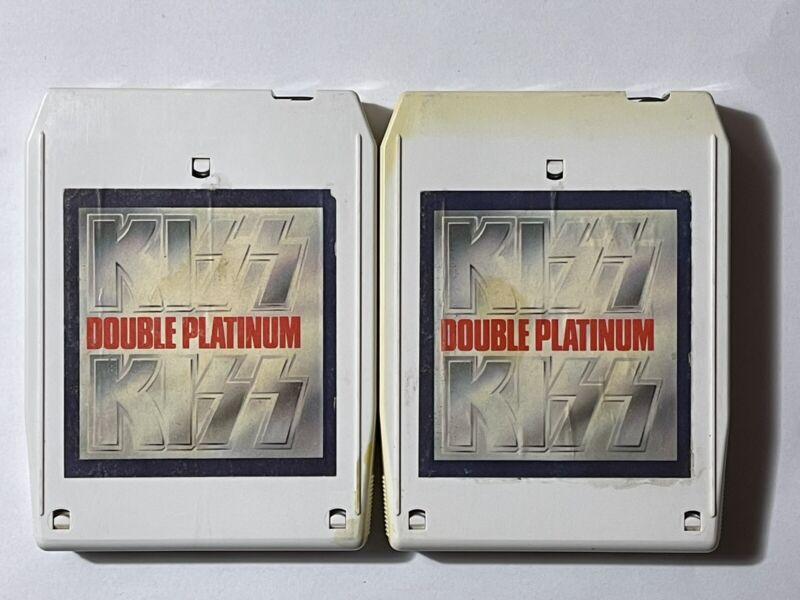 KISS Double Platinum Vol. I & II 8-Track