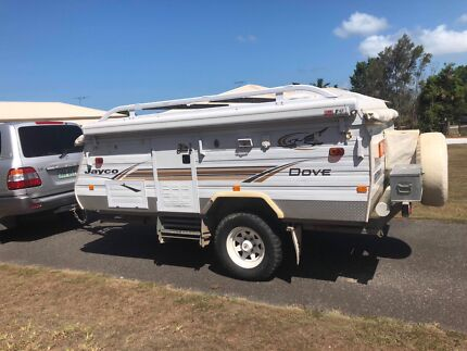Jayco Outback Dove Off Road Camper Redcliffe Redcliffe Area Preview