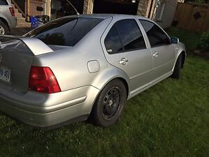 2000 VW Jetta 2.8L 6cyl .....quick car