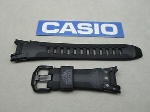 Casio-watch-band-black-rubber-PRG-110Y-PRW-1300Y-also-fits-PAW-1300