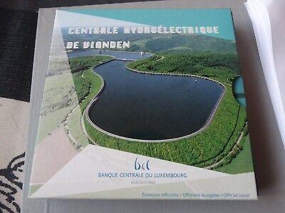 2,5 Euro Sondermünze Luxemburg 2018 Vianden Lieferbar