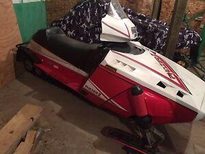 1992 Phazer 2, 485cc