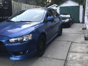 2009 Mitsubishi Lancer GTS *TRADE ONLY*