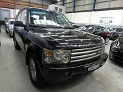 2003 Range Rover HSE 4x4 Auto Wagon Alphington Darebin Area Preview