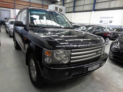 2003 Range Rover HSE 4x4 Auto Wagon