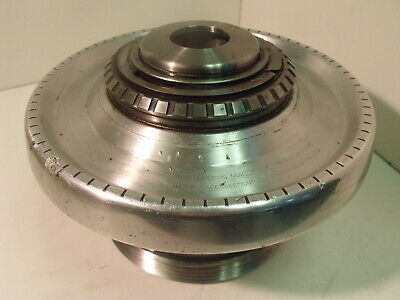 Jacobs Model No 91-t1 Spindle Nose Lathe Chuck