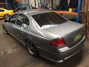 FORD FALCON XR6 XR8 BA BF TURBO St Marys Penrith Area Preview