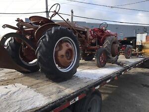 2 tracteur 1950-1952