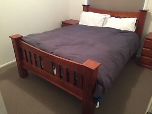 Bed and Mattress Raby Campbelltown Area Preview