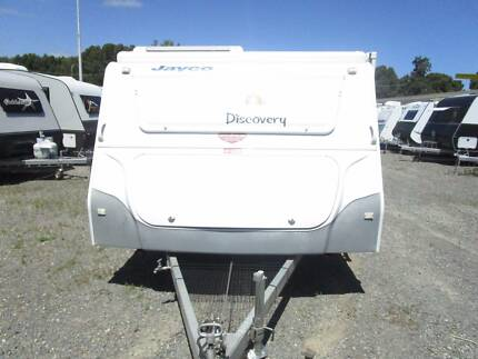 2009 Jayco 18ft Pop top/tandem axle