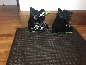 Rossignol Ski boots size 24.5 two years old