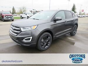 2018 Ford Edge SEL 2.0l Ecoboost, Canadian Touring Package, C...