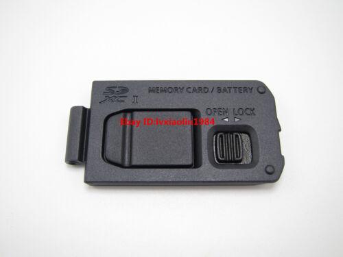 New Black Battery Door Cover Lid Unit For Panasonic Lumix DMC-ZS60 DMC-TZ80