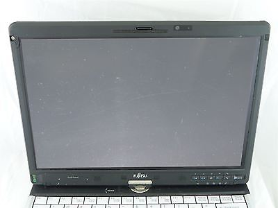 "Fujitsu LifeBook T901 13"" Laptop PC 250GB HDD 4GB RAM Windows 7 Option Scratches"