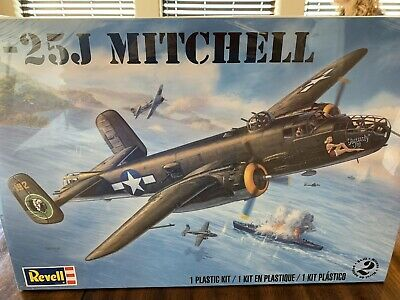 *New, Factory Sealed* Revell B-25J Mitchell 1:48 Scale