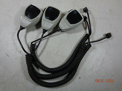 Motorola Hmn1056c Cdm1550 Vhf Cdm Maxtrac Pm400 Uhf Cm300 8 Pin Radio Mic K