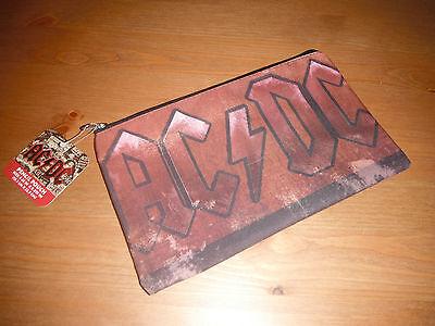 AC/DC live nation 2010 pencil case bag !