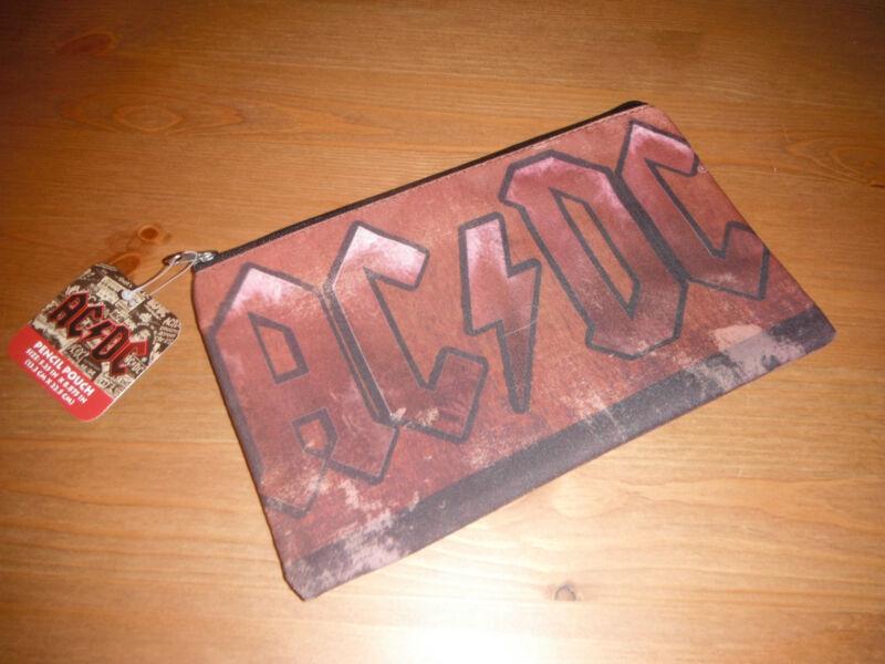 AC/DC live nation 2010 pencil case