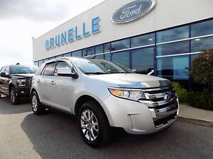 Ford Edge 2011 limited AWD GPS, TOIT 8 pneus