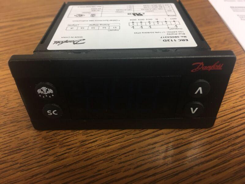 Danfoss Controller ERC 112D 120v