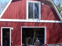 Siding, Soffit, Fascia, Eavestrough,